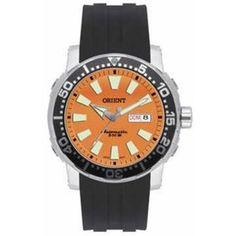 4456f6cd84e Relógio Masculino Orient Analogico Esportivo Scuba Diver Automático  469SS040 O1SX Relogio Analogico Masculino