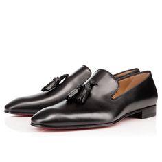 Men Shoes - Dandelion Tassel Calf - Christian Louboutin