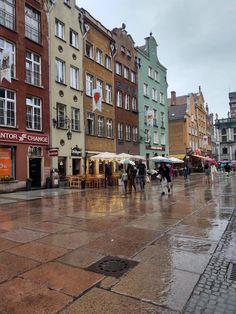 Gdańsk - Experience Europe Seaside, Street View, Europe, Travel, Viajes, Beach, Destinations, Traveling, Trips