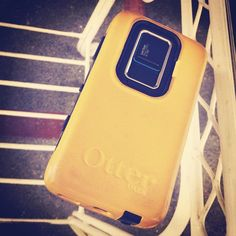 Odi's phone..  #NokiaN900 #Nokia #N900 #MobilePhone #CellPhone #Phone #Cell #Mobile #Cellular #OtterBoxCase #Case #OtterBox #Yellow When you are in the market for an Otterbox iPhone 4 case, check out http://www.buycheapappleiphones.com/otterbox-iphone-4-case/  Large selection of defender and commuter cases.  Even some cases are available.