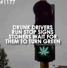 Marijuana is way better than beer