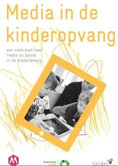 Onderzoek van Mediawijzer.net over het gebruik van Media in de kinderopvang