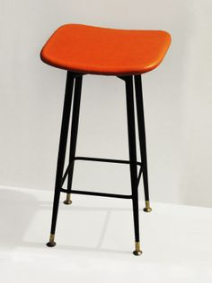Grant Featherston Scape stool designed for Aristoc.