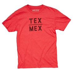 Tex-Mex T-Shirt - Re