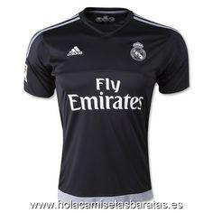 camiseta Real Madrid 2016 portero primera equipación €15.50 Real Madrid  Goalkeeper 37fff26b04e3f