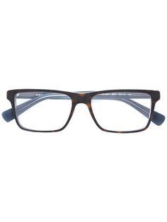 DOLCE & GABBANA Rectangular Frame Glasses. #dolcegabbana #glasses