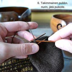 Sukan kärki silmukoimalla - miten päättelet viimeiset silmukat neulall – Neulovilla Blog, Diy Ideas, Blogging, Craft Ideas