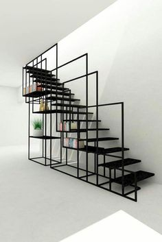 Staircase although avoided but they are the main attraction of our house. We wel Modern Stairs attraction avoided House main Staircase wel Interior Railings, Interior Stairs, Interior Architecture, Interior And Exterior, Interior Design, Stairs Architecture, Luxury Interior, Room Interior, Contemporary Stairs