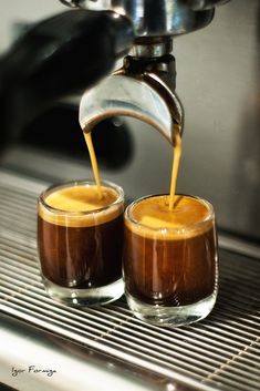 Espressos! photo by Igor Formiga