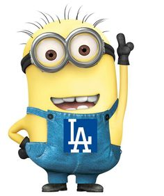 Let's go Dodgers! !!