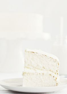 ~ white cake ~