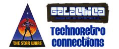 TechnoRetro Connections: Star Wars, Battlestar Galactica, and Star Wars