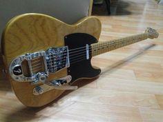 Fender Japan Reissue 52 Telecaster   9.8jt