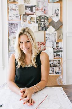 Kate Lester, Owner at Kate Lester Interiors | Career Contessa (photos: Shannen Norman)