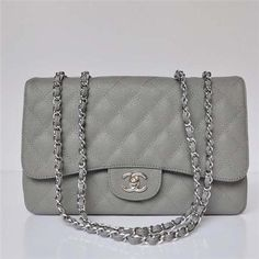 grey chanel bag   Luv, Luv, Luv!