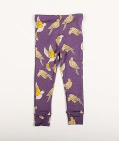 Mini Rodini - DOVES LEGGINGS