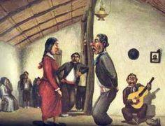 Todo sobre las danzas tradicionales de los pueblos de latinoamerica: Sobre Chamarrita y la milonga