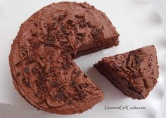 Gourmet Girl Cooks: Milk Chocolate Peanut Buttercream Frosting - Decadent, Low Carb & Sugar Free
