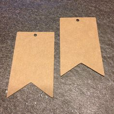 Kraft Paper Tags ~ Bridal Shower ~ Baby Shower ~ Wedding ~ Anniversary ~ Birthday ~ Event ~ Party ~ Presents ~ Holiday ~ Gifts ~ Christmas by APartyInABag on Etsy