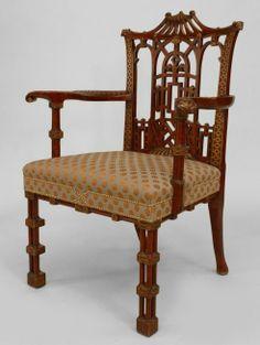 ** English Regency chair