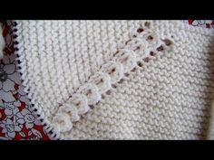 Diy Crafts - Diy Crafts - knitting,newpattern-This Pin was discovered by Nes. Easy Baby Knitting Patterns, Baby Sweater Knitting Pattern, Knitting For Kids, Knitting Designs, Baby Patterns, Knit Patterns, Knitting Videos, Knitting Stitches, Baby Blanket Crochet