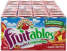 Apple & Eve Fruitables, Apple Harvest, 8 Count (Pack of 5... https://www.amazon.com/dp/B00C1WEORU/ref=cm_sw_r_pi_dp_x_2v8lybGNCZGNG