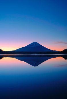 "lifeisverybeautiful: "" Mt.Fuji, Japan by Satoru Fukuda """