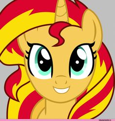Sunset Shimmer   The Evil Glow in Her Eyes!