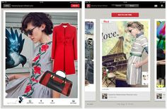 Bazaart turns your Pinterest pins into stylish collages #shinyshiny #bazaart