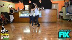 Zou Demo after Master Class @ FIX Alex  De Carvalho & Mathilde Dos Santos