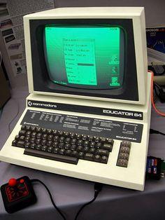 Commodore Educator 64 - 1983