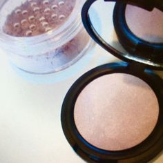 Natural Pressed Nude Shimmer Eye Shadow by HeavenKissedYOU on Etsy