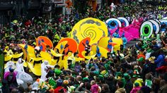 Saint Patrick 2015: imprégnez vous de l'Irlande