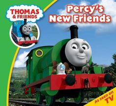 Percy's New Friends (Thomas & Friends)