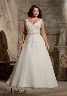 Morilee by Madeline Gardner/Julietta 3173 Wedding Dress photo