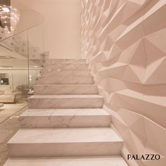 Palazzo, Decoration, My Dream Home, 3 D, Stairs, Lounge, Wall, Home Decor, Marble Stairs