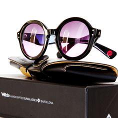 Jazztronic Black by Wilde Sunglasses Photo by Rob Adalierd Ws Team