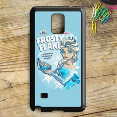 Frozen Fall Samsung Galaxy Note 5 Case | armeyla.com