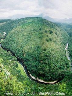 Near George, South Africa. BelAfrique your personal travel planner - www.BelAfrique.com
