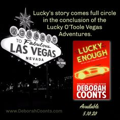 A financier who played cat-and-mouse with Lucky around the globe could hold the key to her saving it all. Boggle, Vegas Style, Bestselling Author, The Funny, Searching, Las Vegas, Count, Europe, Peace