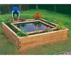 raised garden bed - Google Search