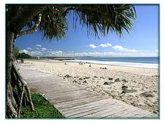 Noosa - one of my favourite places on earth.and now even more special being the place of our engagement, right here on main beach on Christmas morning. The Places Youll Go, Places Ive Been, Places To Visit, Holiday Places, Holiday Destinations, Beach Boardwalk, Sun And Water, I Want To Travel, Outdoor Events