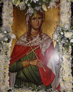 Αγία Χριστίνα γιορταζει 24/7 μεγαλη η χαρη της!!