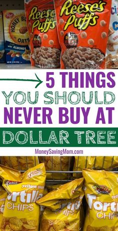 5 Things You Should NOT Buy at Dollar Tree Stop! Before you shop at Dollar Tree, make sure you read this post on what you should NOT buy at Dollar Tree. Save Money On Groceries, Ways To Save Money, How To Make Money, Living On A Budget, Frugal Living Tips, Get Free Stuff, Stuff To Buy, Mac And Cheese Homemade, Cheap Toys