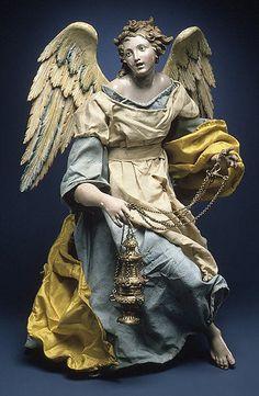 Angel   Italian, Naples   The Met