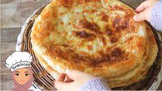 خبز الملوح اليمني بطريقتي خطوة خطوة ومن غير تنور | Yemeni Malawah / Delicious Bread - YouTube Yemeni Food, Root Recipe, Beignets, Arabian Food, Arabic Dessert, Eggless Baking, Bread Cake, Easy Bread, Quiche