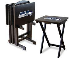 Seattle Seahawks NFL TV Trays