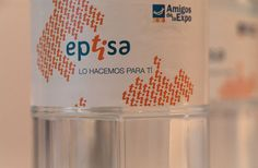 Water bottle for EPTISA