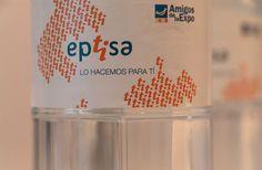 Water bottle for EPTISA