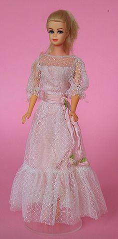 Vintage Barbie Truly Scrumptious, 1970